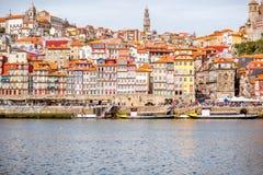 miasto Porto Portugal Zdjęcie Royalty Free