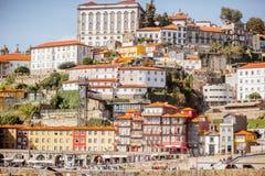 miasto Porto Portugal Obraz Stock