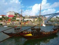 miasto Porto Portugal Zdjęcie Stock
