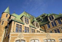 miasto Quebec Obrazy Stock
