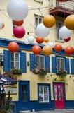 miasto Quebec Zdjęcie Royalty Free