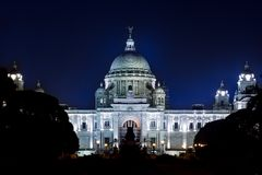 Miasto radość - Wiktoria pomnik, Kolkata Zdjęcia Stock