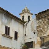 Miasto Ragusa Zdjęcia Royalty Free