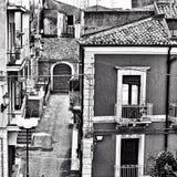 Miasto Ragusa Fotografia Stock