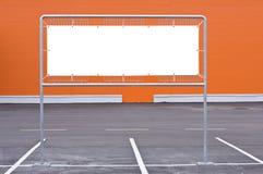 miasto reklamowa przestrzeń ty Obrazy Stock