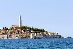 Miasto Rovinj w Chorwacja Obraz Stock