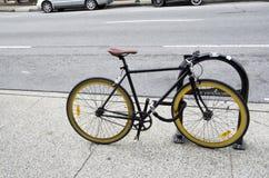 Miasto rower Zdjęcie Stock