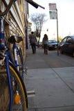Miasto rower Zdjęcia Stock