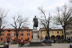 Miasto rzeźba Zdjęcie Royalty Free