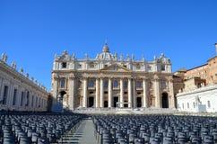 miasto Rzymu Watykanu Zdjęcie Stock