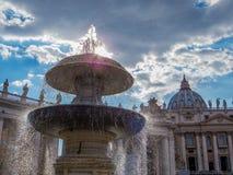 miasto Rzymu Watykanu Zdjęcia Stock