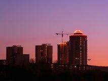 miasto słońca zdjęcia royalty free