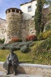 Miasto Salamanca, Hiszpania obrazy royalty free