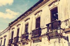 miasto San Juan stary zdjęcia royalty free