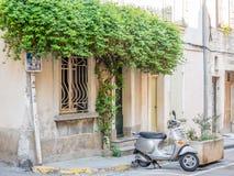 Miasto scena w Arles Fotografia Royalty Free
