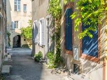 Miasto scena w Arles, Francja Zdjęcie Stock