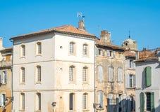 Miasto scena w Arles, Francja Obrazy Stock