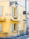 Miasto scena w Arles, Francja Obraz Stock