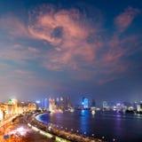miasto Shanghai Zdjęcia Royalty Free