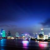 miasto Shanghai Fotografia Royalty Free