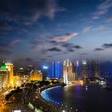 miasto Shanghai Fotografia Stock