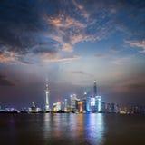 miasto Shanghai Zdjęcie Royalty Free