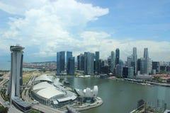 miasto Singapore Obrazy Stock