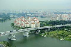 miasto Singapore zdjęcie stock
