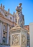 miasto stan Vatican Obraz Royalty Free