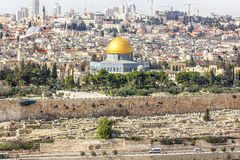 miasto stara Jerusalem Obraz Stock