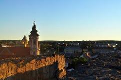 miasto stary zdjęcie stock