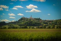 Miasto Straden Zdjęcie Stock