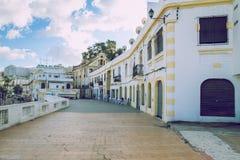 Miasto Tanger, Marocco, 2013 Wiosna w Afryka Widoków strets, natura Obrazy Stock