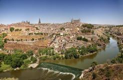 Miasto Teledo Zdjęcia Royalty Free
