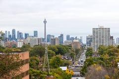 Miasto Toronto, Kanada Fotografia Stock