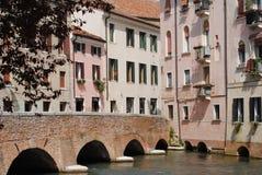 miasto Treviso Zdjęcia Royalty Free