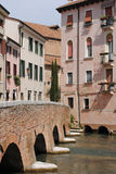 miasto Treviso Fotografia Royalty Free