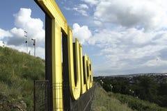 Miasto Tulcea Fotografia Stock