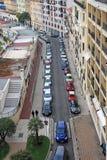 miasto ulica ładna mała zdjęcia stock