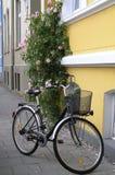 miasto ulica europejskim obrazy stock