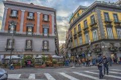 Miasto ulicy w centrum miasta Zdjęcie Stock