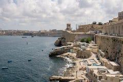 Miasto Valletta zdjęcia stock