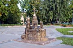 Miasto w Petersburg Fotografia Stock