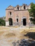 Miasto widmo kościół, Fethiye Obrazy Stock