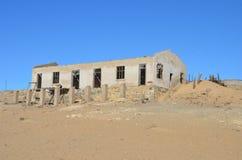 Miasto widmo Kolmanskop, Namibia Fotografia Royalty Free