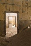 Miasto widmo Kolmanskop, Namibia Obrazy Royalty Free