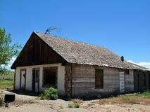 Miasto Widmo - Kolorado Obrazy Stock
