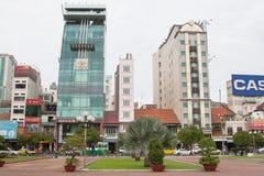 Miasto widok Fotografia Royalty Free