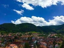 Miasto widok! zdjęcie royalty free