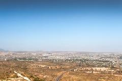 Miasto widok Agadir, Maroko Fotografia Stock